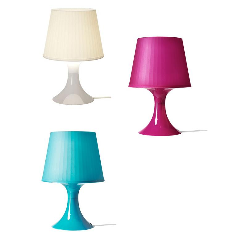 Ikea Nightstand Lamp Ikea Table Lamp Lampan In 3 Colours Bedside Lamp | Ebay
