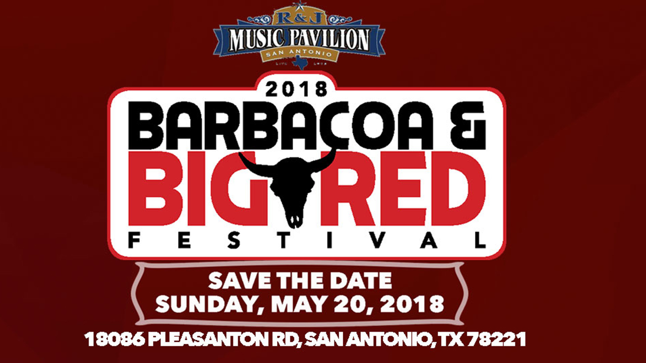 Barbacoas Sunday Barbacoa Big Red Festival Announces 2018 Music Lineup