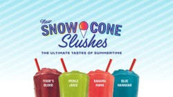 Jolly A Big Sonic Debuts Pickle Juice Slush Sonic Half Price Shakes After 8 Dates Sonic Half Price Shakes 2017 Kind