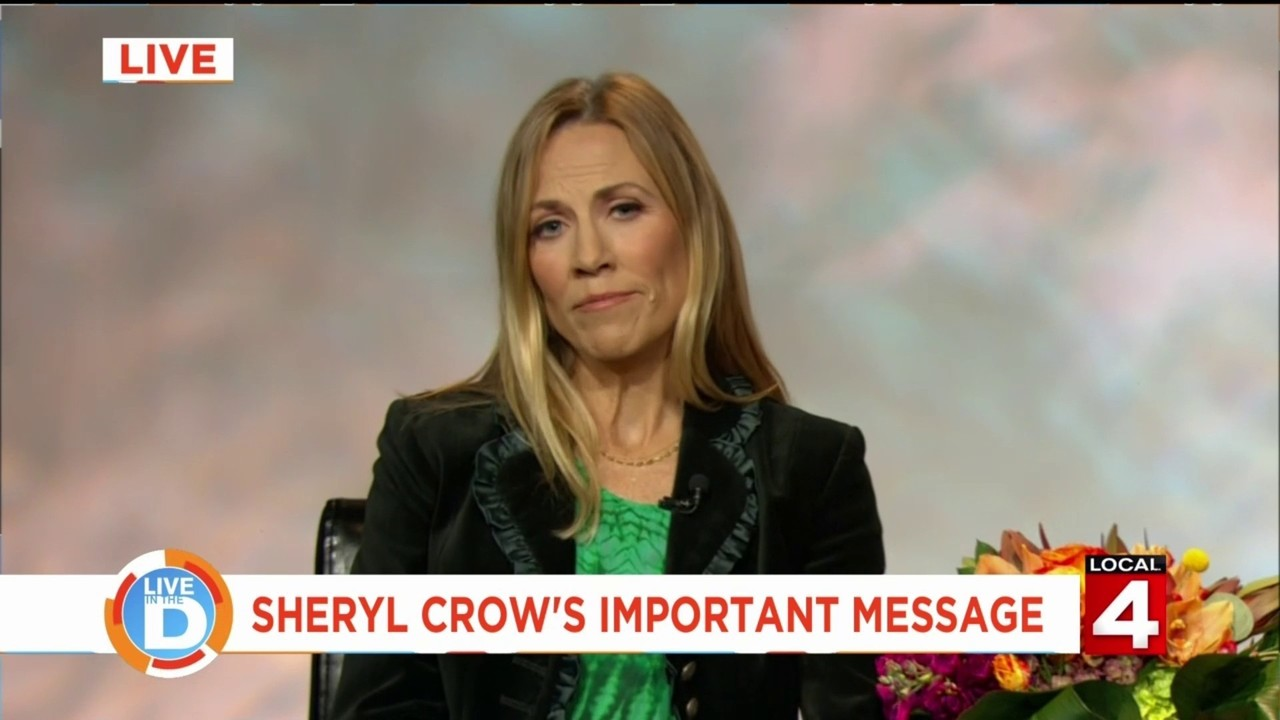 Sheryl Crow39s Important Message About Breast Cancer