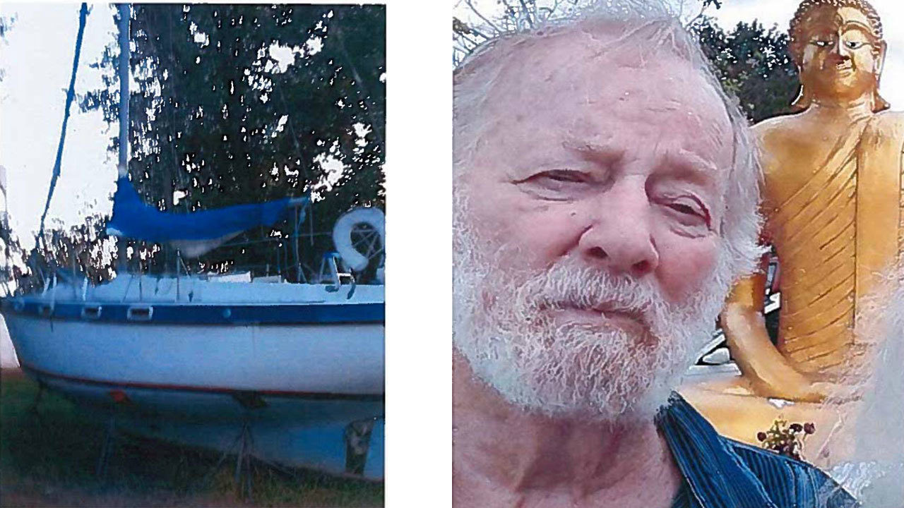 Us Coast Guard Looking For Man Last Seen Sailing To