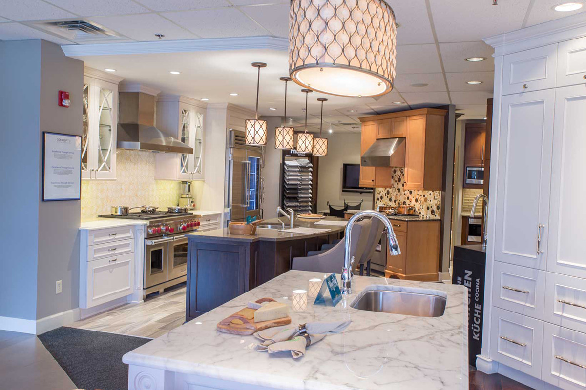 Kitchen Showroom Tour Kitchen Designs Rochester Ny