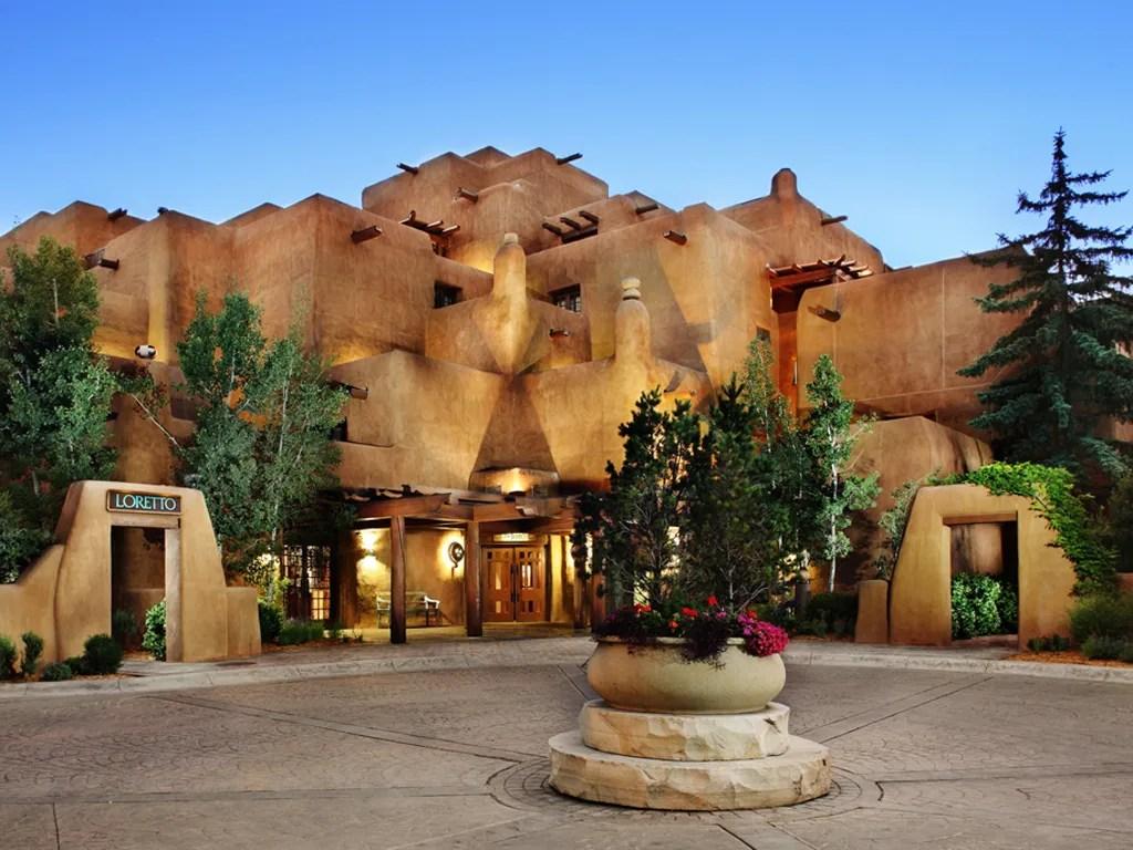 Inn And Spa At Loretto Santa Fe New Mexico United