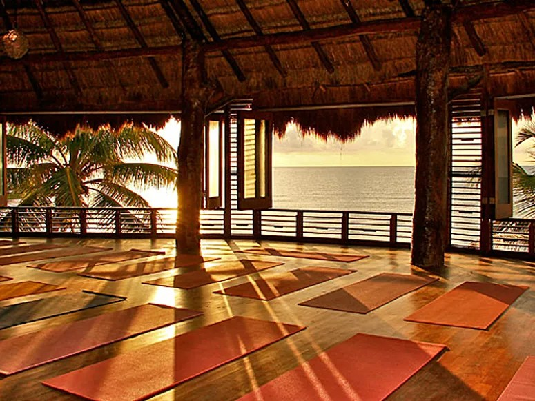Resort Retreat 10 Best Yoga Retreats In The World - Condé Nast Traveler