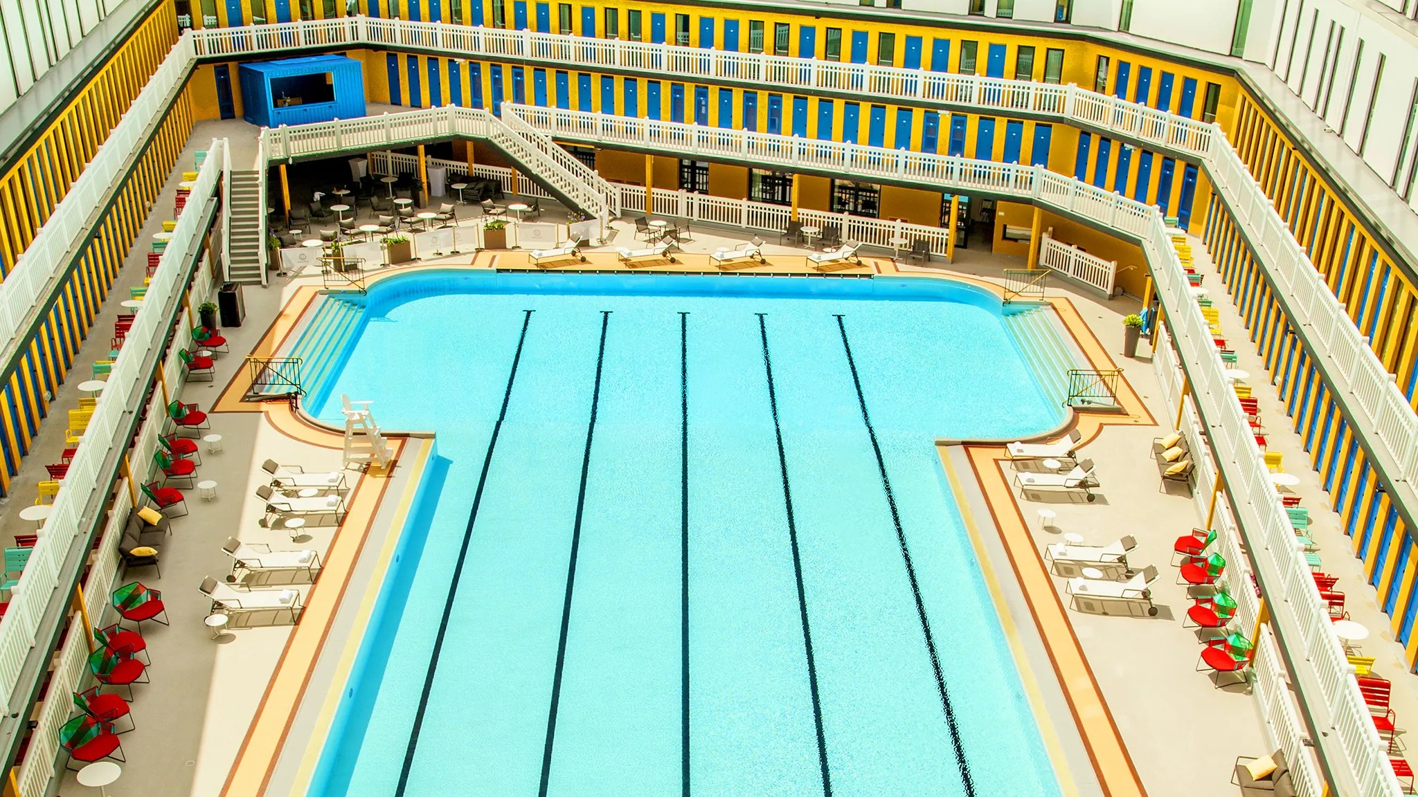 Hotel Molitor Piscine How Piscine Molitor Paris S Most Famous Pool Became A Glamorous