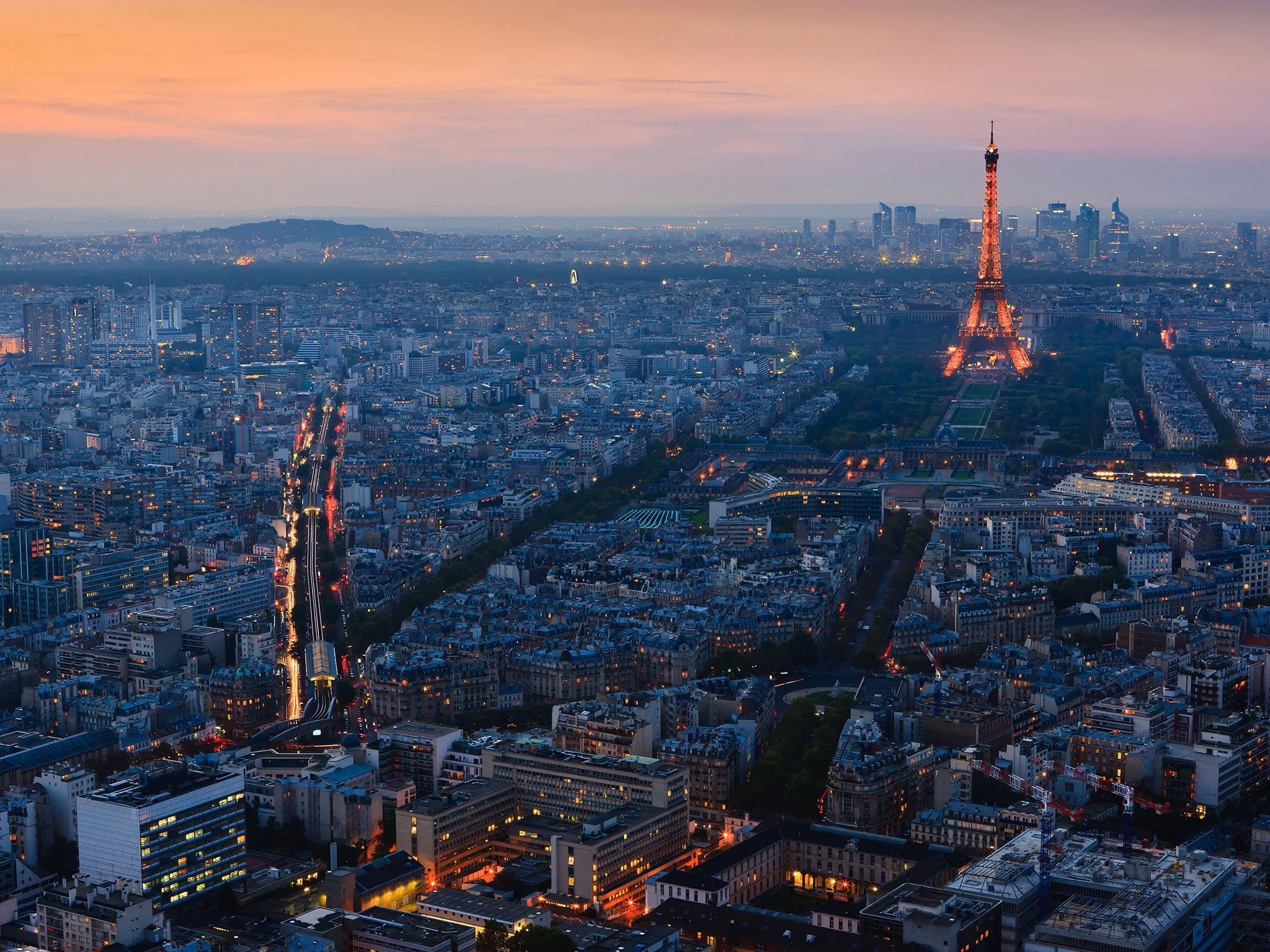 Bar Terrasse Montparnasse Where To Get The Best Views Of The Eiffel Tower Condé Nast Traveler