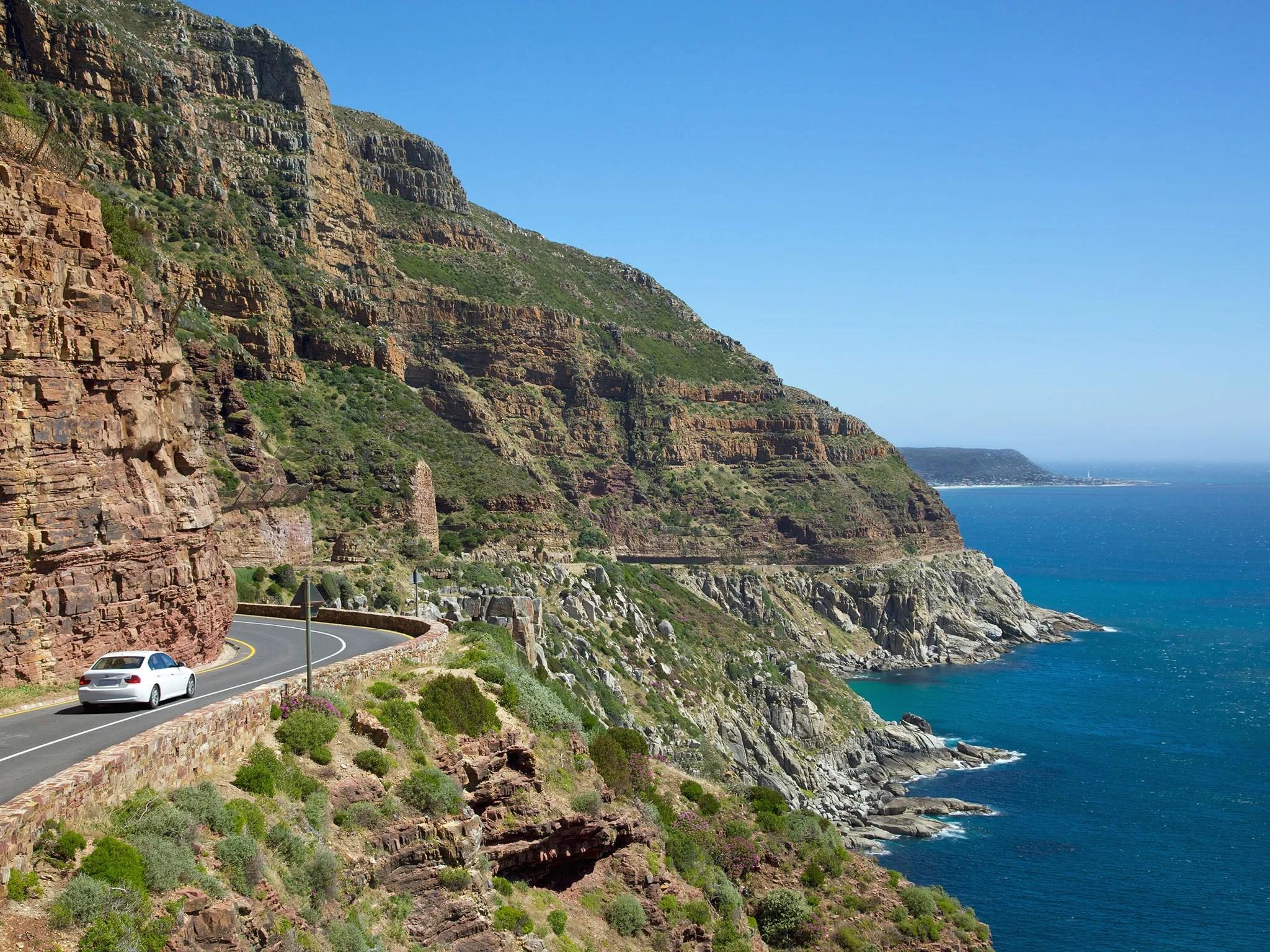 Car Curvy Road Wallpaper Chapman S Peak Drive A Guide To Cape Town S Best Coastal