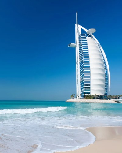 Burj Al Arab, Dubai, United Arab Emirates - Landmark-Historic Review - Condé Nast Traveler