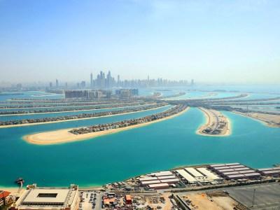The Real Story Behind Dubai's Palm Islands - Condé Nast Traveler