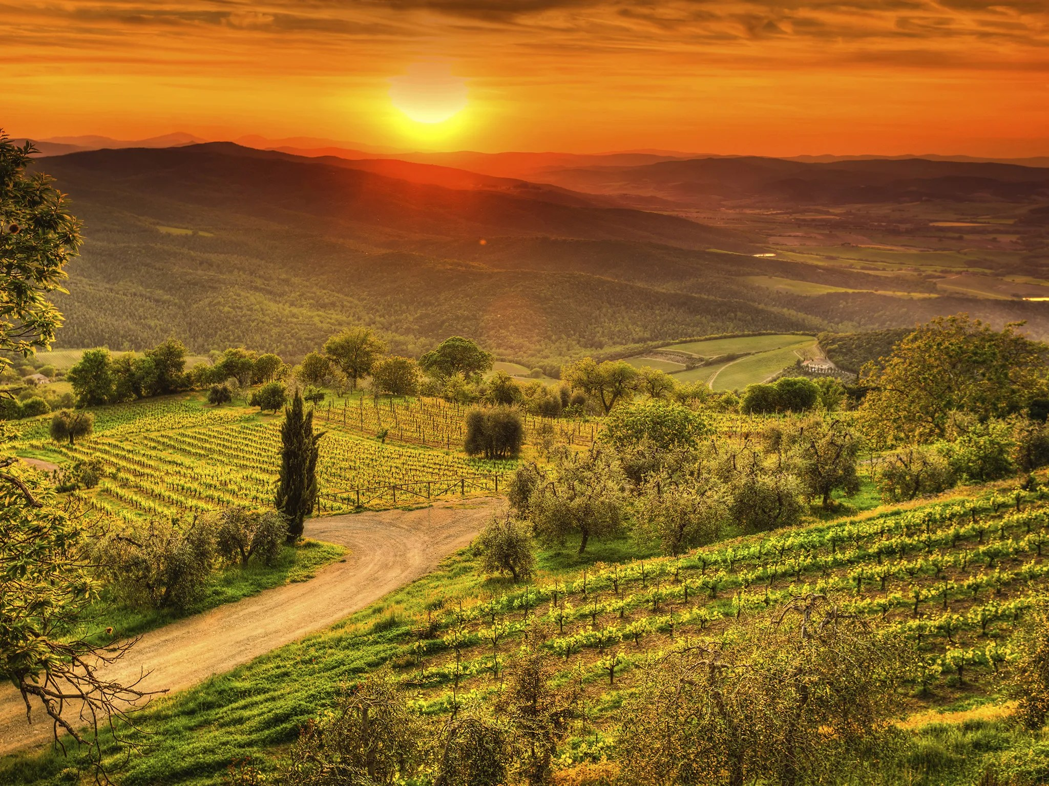 Fall Evening Wallpapers The Most Beautiful Places In Italy Photos Cond 233 Nast