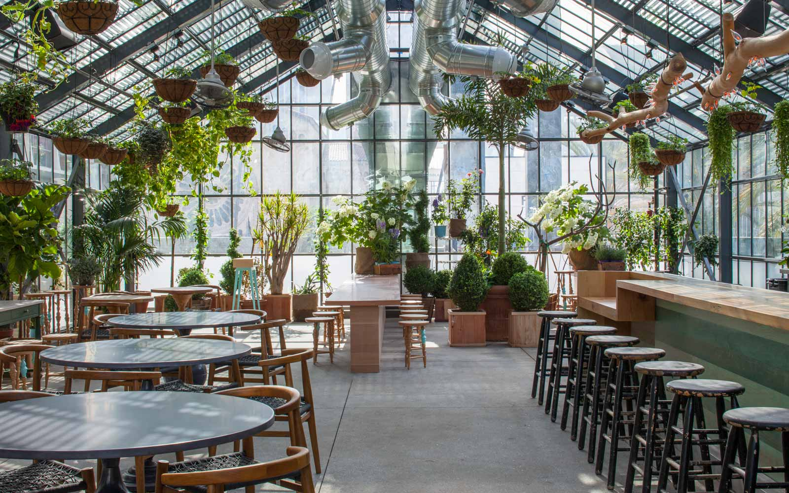 Urban Treehouse Berlin Is This The Most Instagrammed Restaurant In The U S