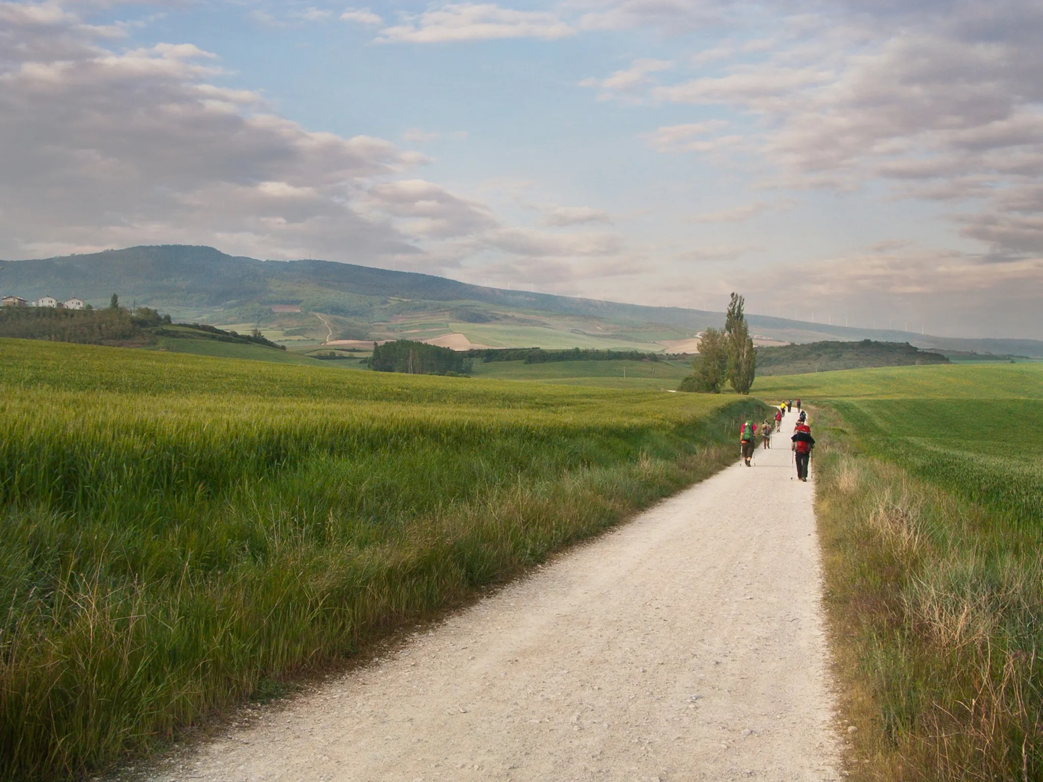 5 Tips For Walking Spain S Camino De Santiago Condé Nast Traveler - Camino On Tv