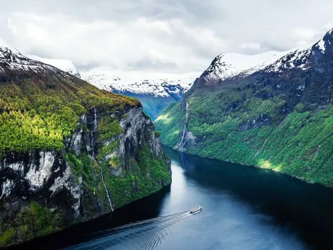 The Best Way to See Norway\u0027s Fjords - Condé Nast Traveler