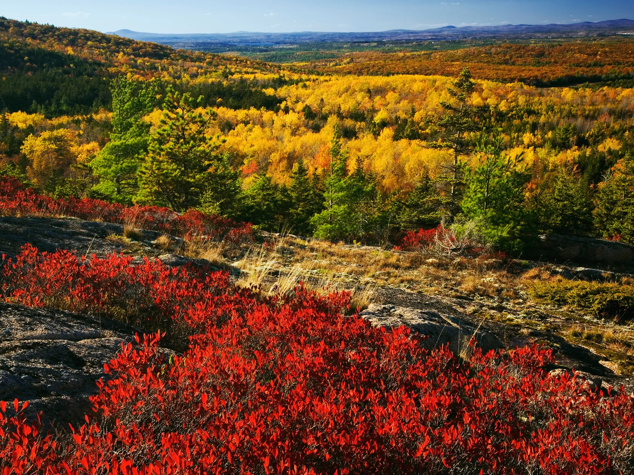 New Hampshire Fall Foliage Wallpaper The Best Fall Foliage Drives In New England And Canada
