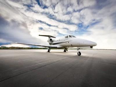 How to Charter a Private Plane - Condé Nast Traveler