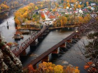 The Most Beautiful Towns in America - Photos - Cond Nast ...