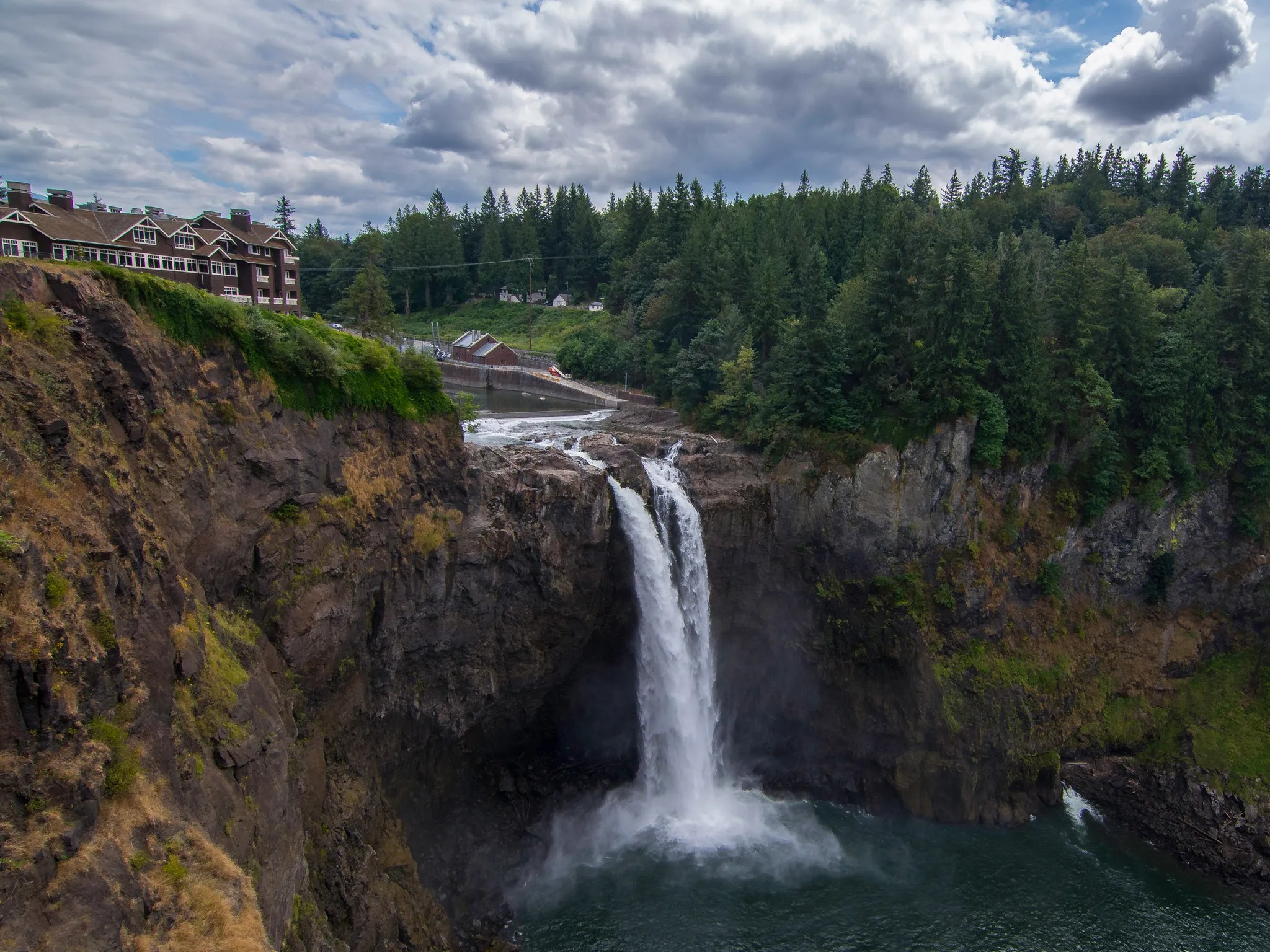 Snoqualmie Falls Wallpaper 10 Real Life Twin Peaks Locations You Can Visit Today