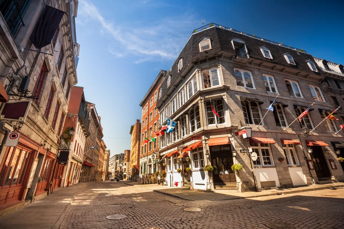 Old Montreal Montreal Is Actually Much Older Than Canada Condé Nast