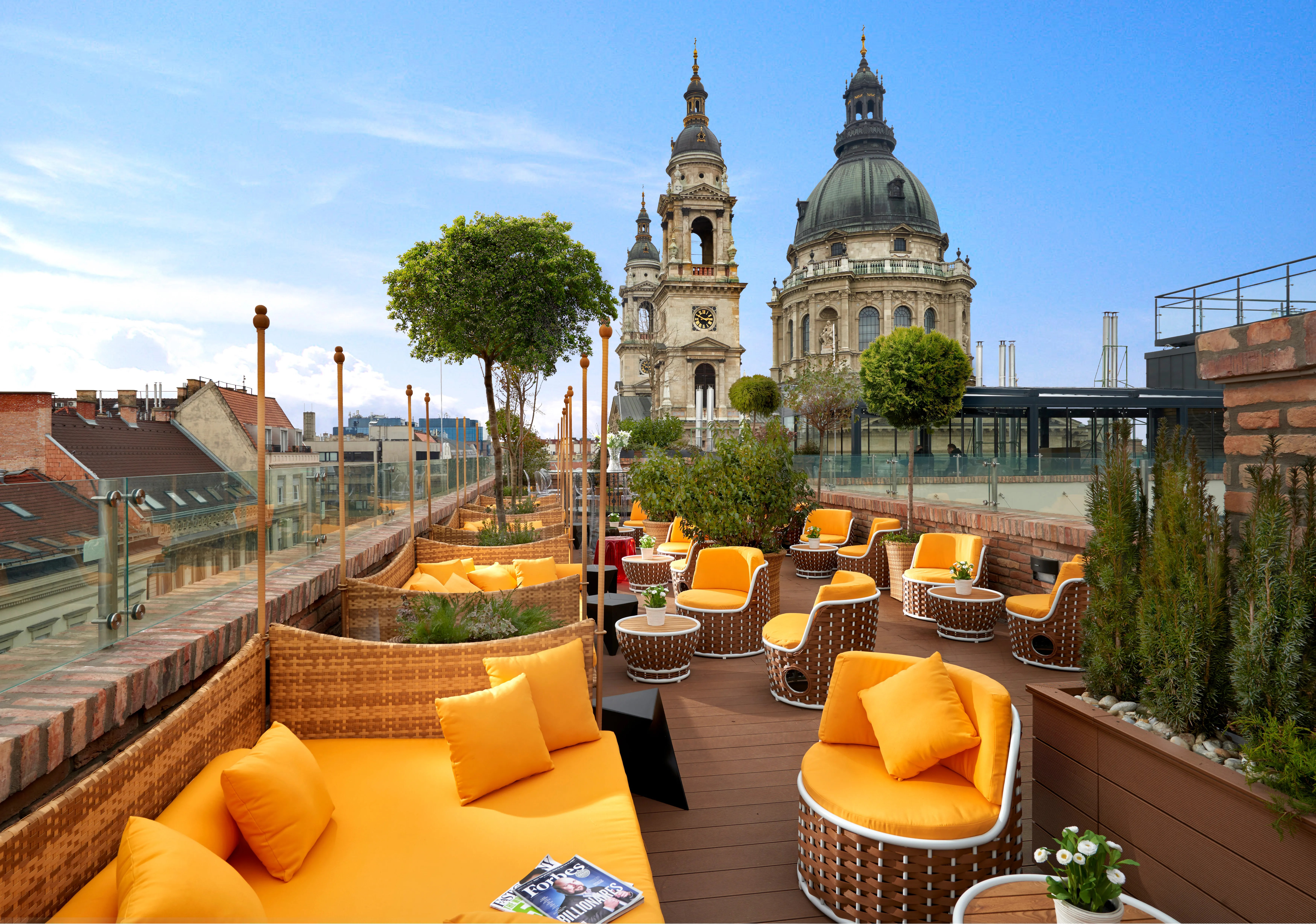 Bar Toit Terrasse Paris The 10 Best Rooftop Bars In The World Condé Nast Traveler