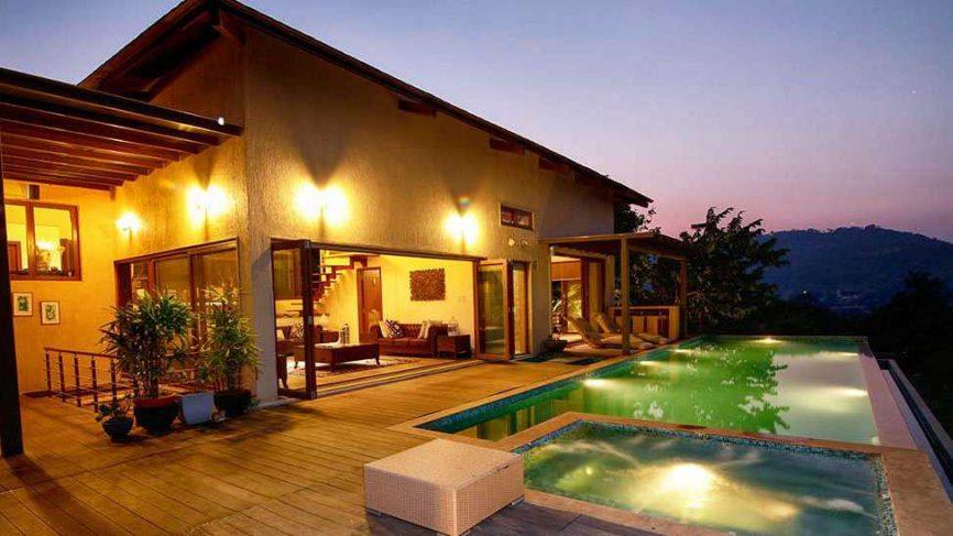 Weekend Stays Resorts Near Mumbai Pune Conde Nast