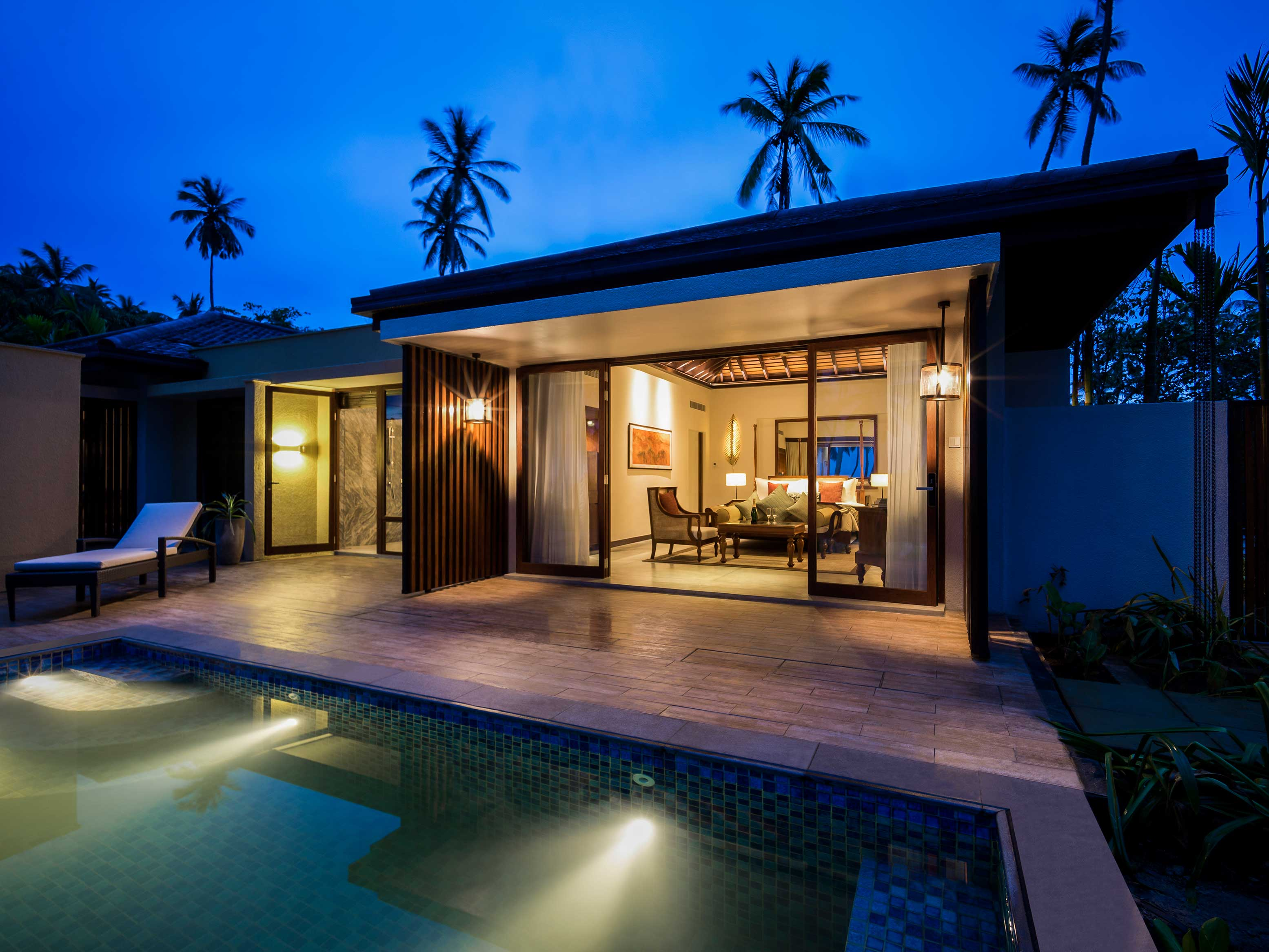 Anantara Peace Haven Tangalle Resort Garden Pool Villa Christmas & New Year 2017 Offers In Goa, Ladakh & More