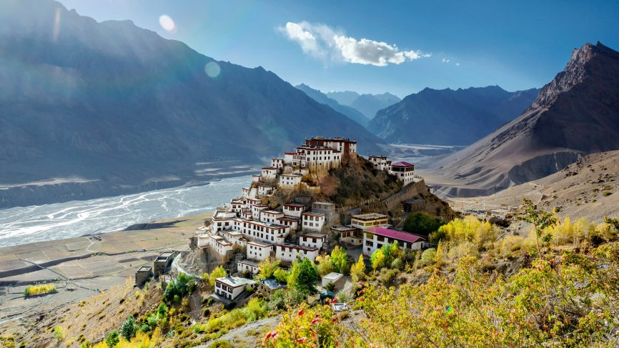 Himalaya Hd Wallpaper Explore Spiti Valley In Himachal Pradesh Cn Traveller India
