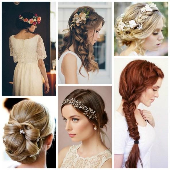 Bröllop...trender...frisyrer...