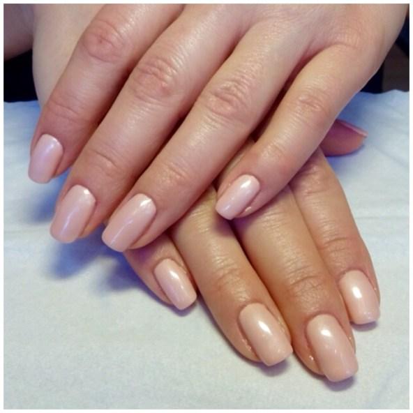 Forever Beauty heter gelishlacket på mina naglar!