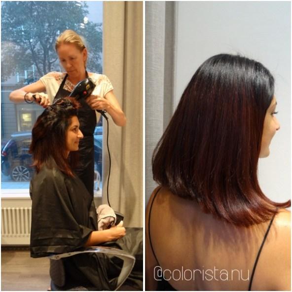Colours Education-en kurs för frisörer med inriktning på färglära!