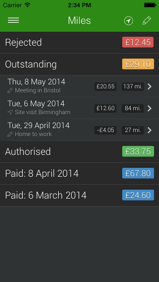 MPs  Lords offered free mileage logger app after new expenses shame
