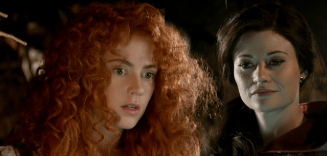 Once Upon a Time - The Bear and the Bow