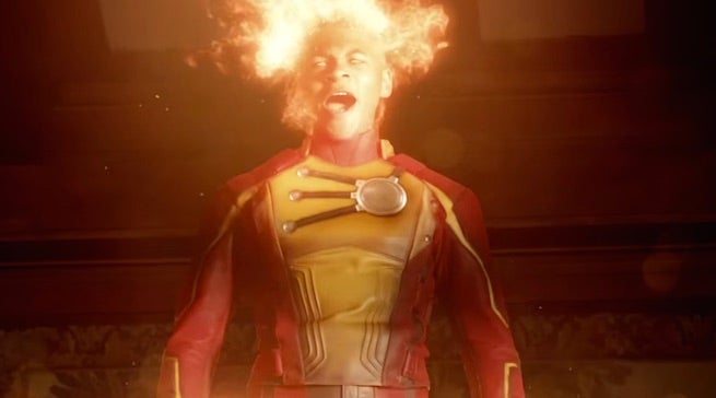 Firestorm Gets A New Costume In Legends Of Tomorrow