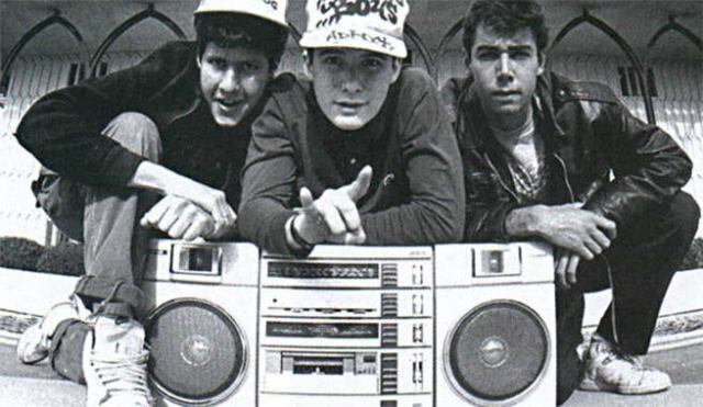 The Goldbergs - The Tasty Boys