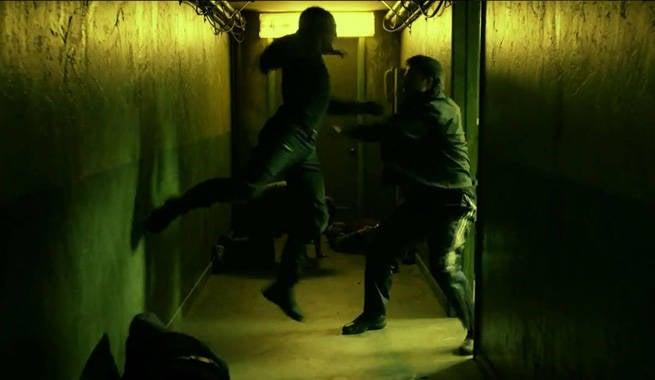 Daredevil Hallway