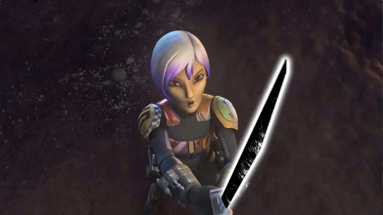 Star Wars Mandalorian Quotes Wallpaper Star Wars Rebels Explores Sabine S Mandalorian Past In