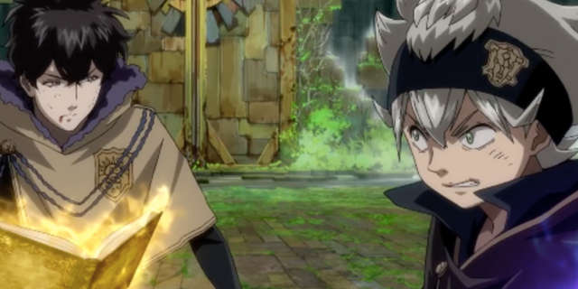 Anime Girl Wallpaper Hd Icon Black Clover Anime Preview Video Released