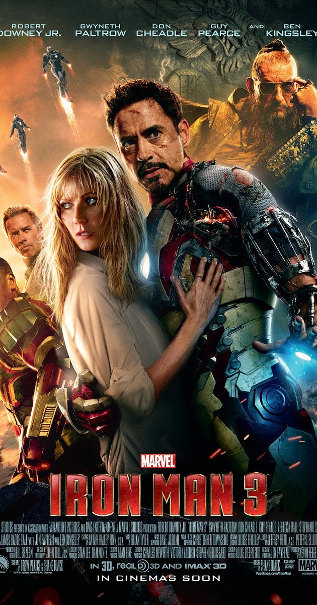 Here Are the Theatrical Posters for Every Marvel Cinematic Universe