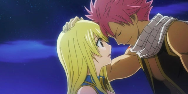Baby Girl And Boy Wallpaper Fairy Tail Creator Reveals Lucy Amp Natsu S Child