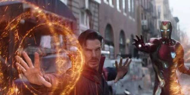 Infinity Sign Wallpaper Hd Benedict Cumberbatch Teases Wild New York Battle In