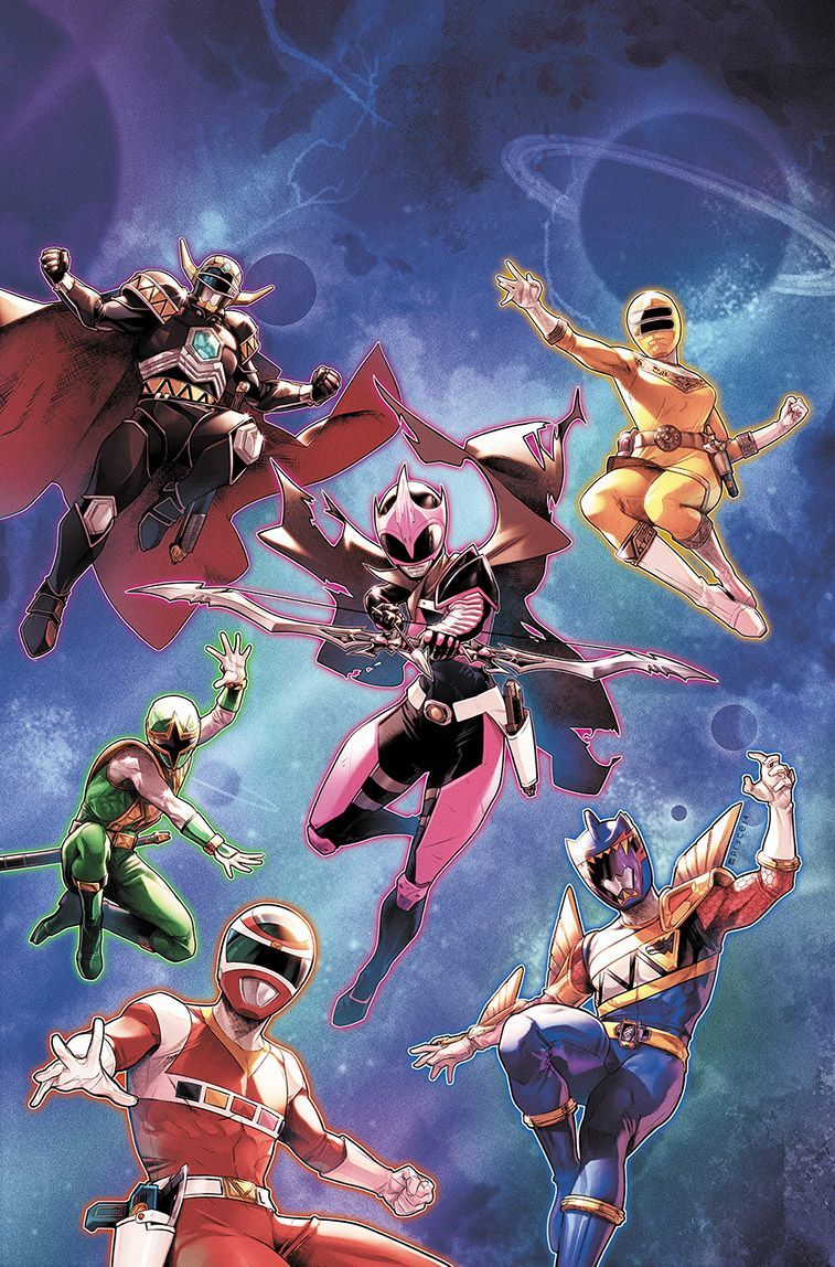 Sincere Girl Wallpaper New Mighty Morphin Power Rangers Team Revealed