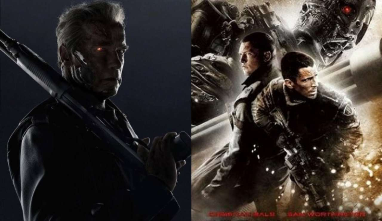 Terminator Salvation Arnold Schwarzenegger Says Terminator Salvation Sucked