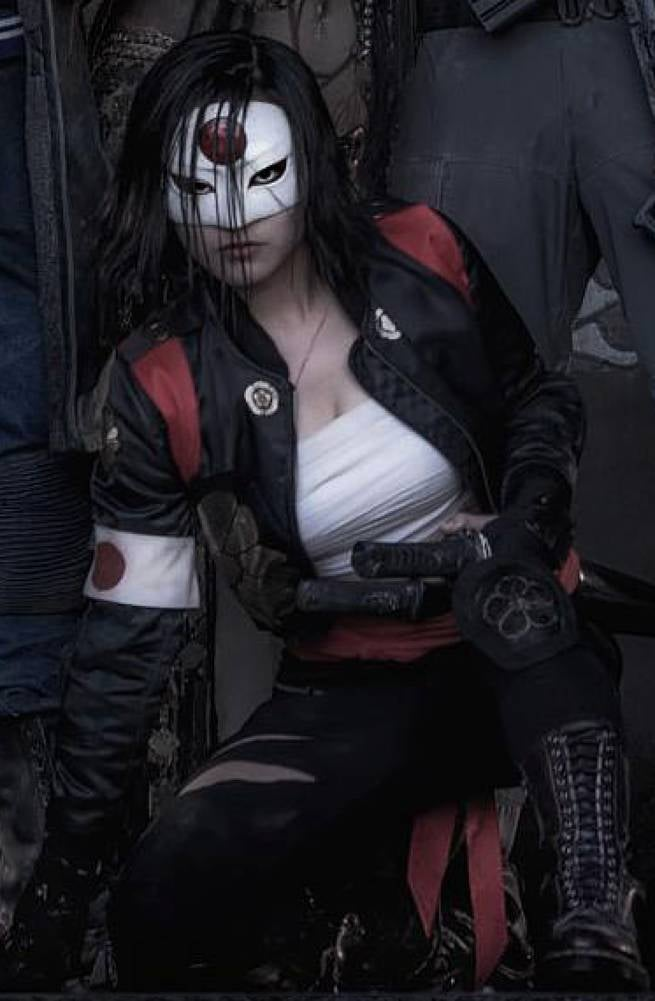 Gothic Girl Live Wallpaper Suicide Squad A Detailed Analysis Of The Cast