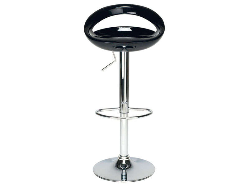 Tabouret Bar Pliable Tabouret De Bar Champi Coloris Noir - Vente De Bar Et