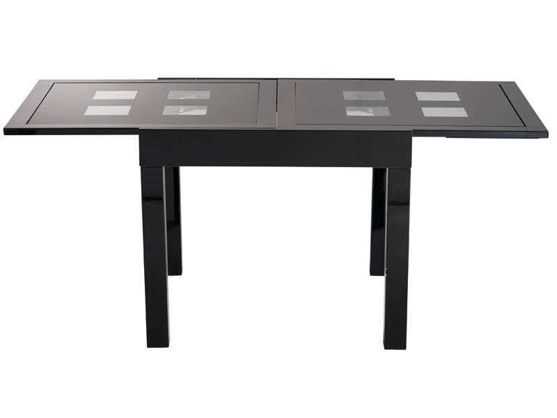 Alinea Table Haute Table Rectangulaire Avec Allonge 180 Cm Max Comete Ii