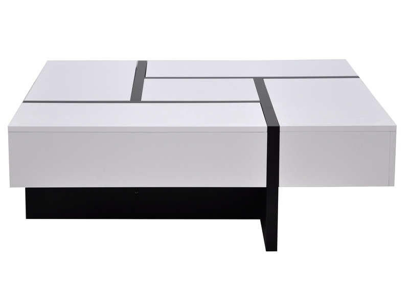 Conforama Table Basse Salon Table Basse Mozaic - Vente De Table Basse - Conforama
