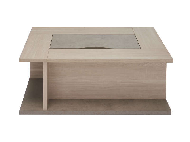 Conforama Table Basse Salon Table Basse Avec Bar Eliza - Vente De Table Basse - Conforama