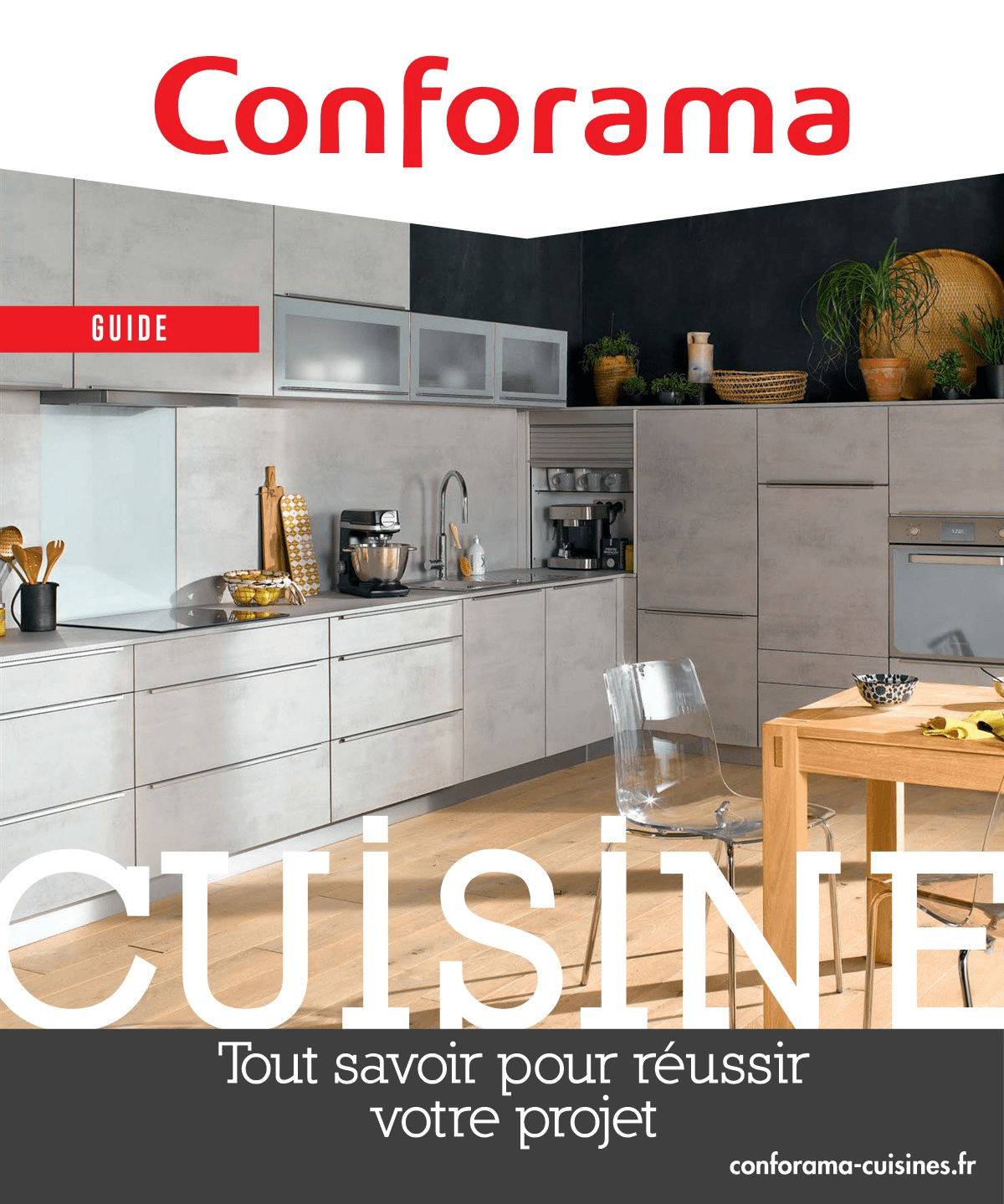 Conception Cuisine Conforama Guide 2017