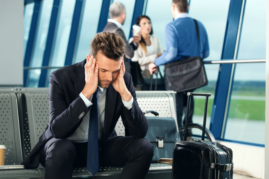 Flights Health Risks May Be Greater For Business Travelers