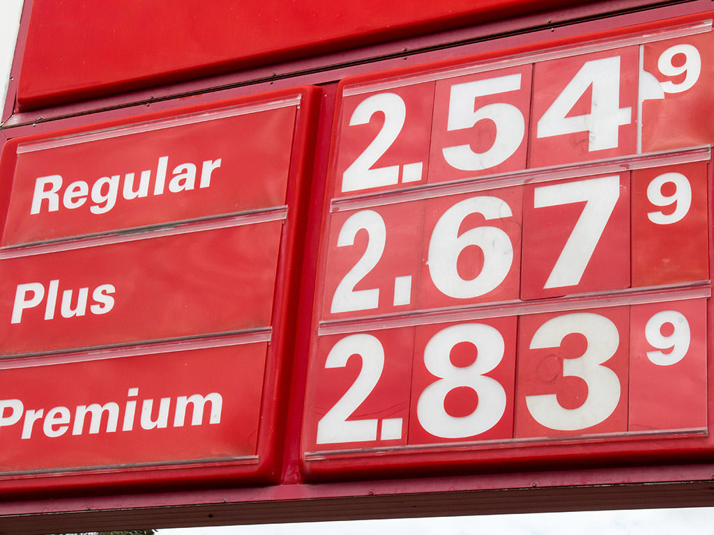 Adobe Stock Tax Memorial Day Weekend Gas Prices Slightly Higher Than Last Year