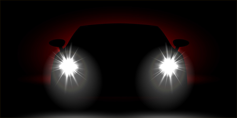 Car Lights Night Wallpaper Headlight Problems Leave Drivers In The Dark